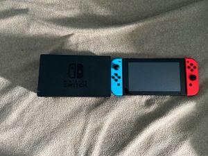 Nintendo switch for Sale in Centralia, WA
