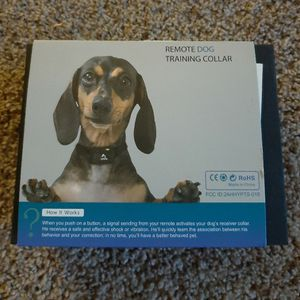 Remote Dog Training Collar for Sale in Madera, CA