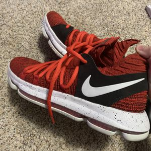 KD 10 University Red for Sale in Burlington, NJ