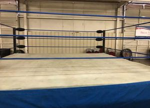Pro wrestling ring for Sale in Trinity, NC
