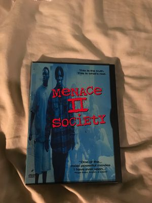 menace II society dvd player for Sale in Hollywood, FL