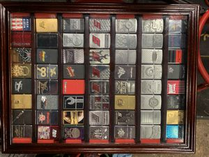 Large Collection of Snap On Zippo Lighters 146 for Sale in Glen Cove, NY