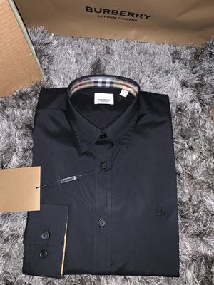burberry mens shirt for Sale in Chula Vista, CA