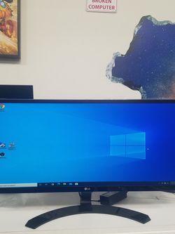 "29"" LG Ultrawide Monitor -- IPS, Freesync for Sale in San Diego,  CA"