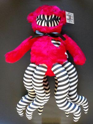 """Hugstrosity Octopus Teddy Bear 20"""" Plush Stuffed Animal Monster for Sale in Beaverton, OR"""