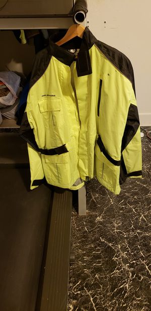 Motorcycle Rain jacket for Sale in Denver, CO