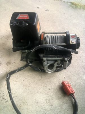 Warn Z3500 Winch for Sale in Garland, TX