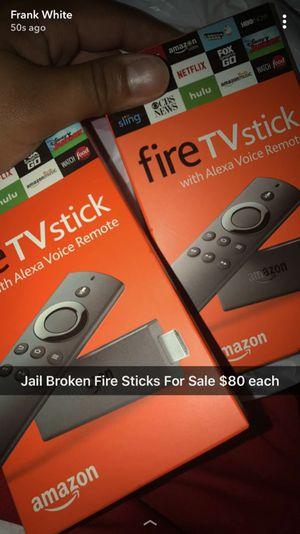 Jail Broken Firesticks for sale $80 for Sale in Alexandria, VA