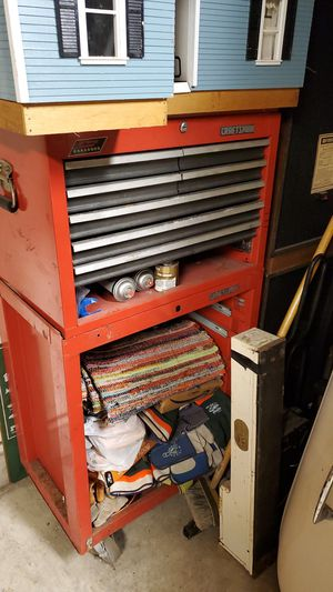 Craftsman tool chest for Sale in MERRIONETT PK, IL