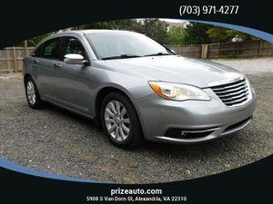 2013 Chrysler 200 for Sale in Alexandria, VA