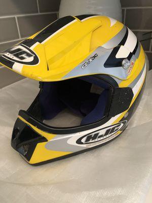 HJC Youth L/XL Dirt Bike Helmet for Sale in Anaheim, CA