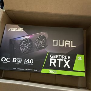 ASUS GEFORCE RTX 3070 for Sale in Dinuba, CA
