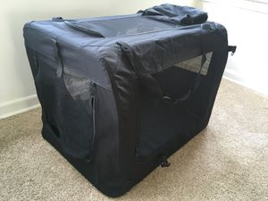 Folding dog crate for Sale in Seattle, WA