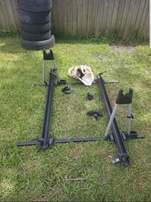 Thule Big Mouth Rooftop Bike Mount for Sale in Orlando, FL
