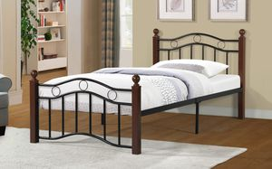 Metal Platform Bed, Twin ,7573 for Sale in Bell Gardens, CA