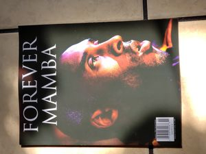 LAKERS KOBE BRYANT FOREVER MAMBA LINDY'S PRO BASKETBALL MAGAZINE *IN HAND* 2020 for Sale in Inglewood, CA