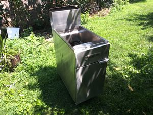 Restaurant fryer - dewalt drill & be-new bench CHEAP !!!!!! for Sale in Clifton, NJ