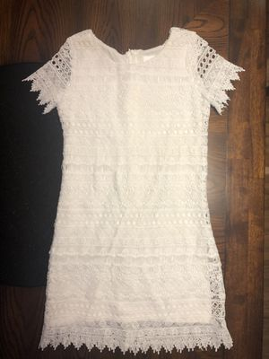 David's Bridal Girls Size 8 Flower Girl Dress for Sale in Bothell, WA