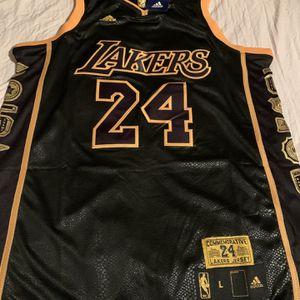Kobe Bryant Mamba Commemorative Jersey for Sale in Bristol, PA