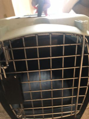 Mini dog kennel carry along for Sale in Austin, TX