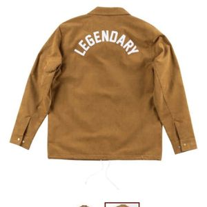 Mitchell & Ness Legendary Essentials Jacket Size Large for Sale in Miami, FL