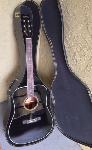 Washburn Acoustic for Sale in San Diego, CA