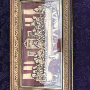 Last Supper Large Gold Framed for Sale in Modesto, CA