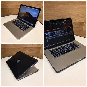 "1TB, INTEL CORE i7**Macbook Pro 15"" OS-2016 with *1000GB* 8GB Ram, DJ Serato , Ready to use. for Sale in Queens, NY"