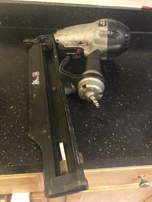 Porter Cable nail gun for Sale in Laurel, MD