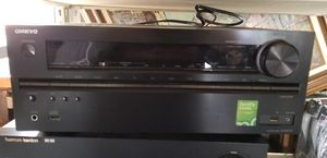 Onkyo av receiver tx-nr727 for Sale in Chicago, IL