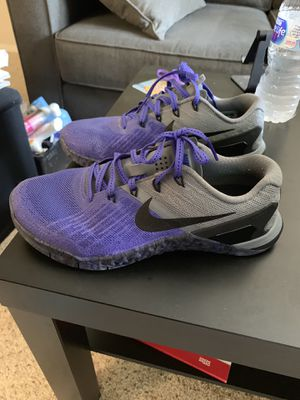 Nike Metcon Training Shoes - Size7 for Sale in Fremont, CA