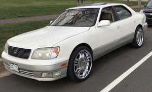 1998 Lexus LS 400 for Sale in Denver, CO