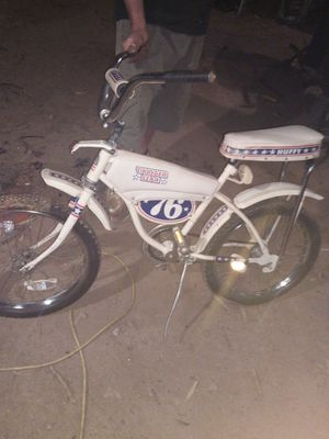 Vintage 1976 Huffy Thunder Star Evel Knievel Bicycle Stunt Bike Bmx Rare USA for Sale in College Park, GA