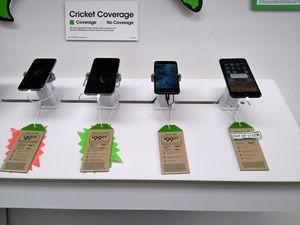 Cricket phone for Sale in Lebanon, IN