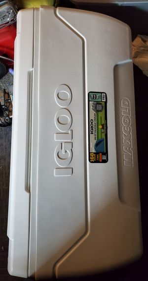150qt igloo cooler for Sale in Chesapeake, VA