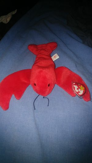 Pinchers Beanie Baby Style 4026 *errors* rare for Sale in St. Louis, MO
