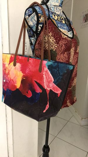 Desigual shoulder bag new reversible for Sale, used for sale  Miami, FL