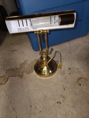 Vintage brass desk lamp for Sale in East Bangor, PA
