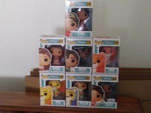 POP Funko Disney Elena of Avalor Figure Collection Set for Sale in Clearwater, FL