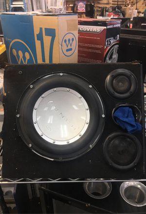 """Rockford fosgate Punch p3 10"""" car speaker subwoofer for Sale in Orlando, FL"""