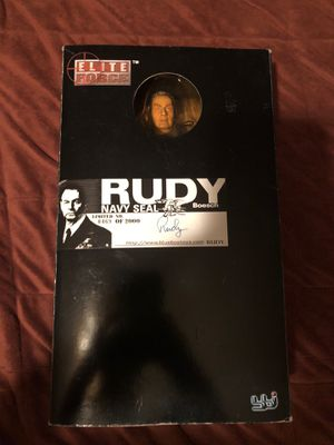 """"""" RUDY"""" BBI BLUE BOX TOYS 12 inch Figure for Sale in Long Beach, CA"""