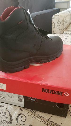 "Wolverine Bonaventure 6"" Steel Toe - size 12 for Sale in Trenton, NJ"