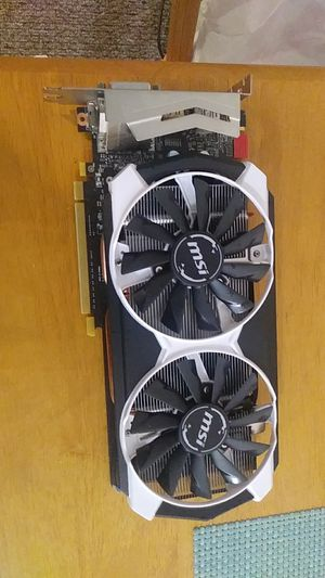 Gtx 1050 ti overclocked for Sale in East Providence, RI