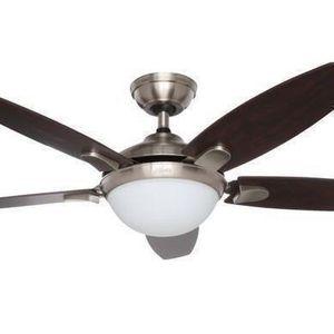 """Hunter Ceiling Fan 52"""" inches Brushed Nickel Led Light Interior Ventilador de Techo Nickel Cepillado con Luz 59013 for Sale in Hialeah, FL"""