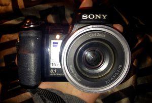 Sony 8.1 megapixel camera for Sale in Denver, CO