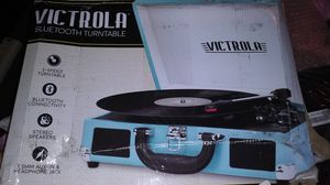 Victorola brand new with bluetootn brand new for Sale in Las Vegas, NV