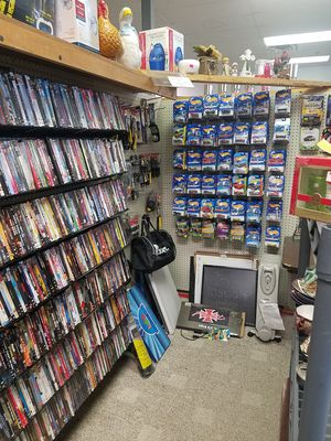 DVDs in Hot Wheels a dollar and up Emporium 31 Booth #86 for Sale in Indianapolis, IN
