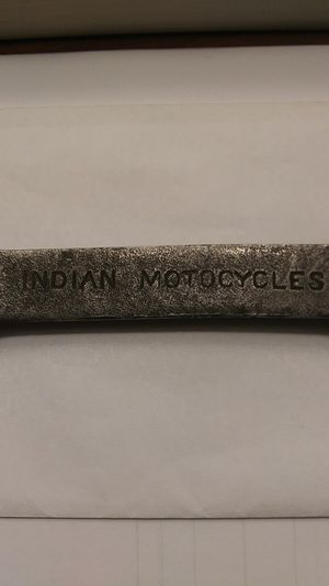 Indian motorcycle wrench for Sale in Lombard, IL