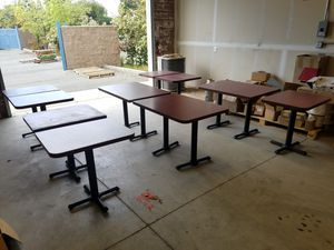 Restaurant tables for Sale in Oroville, CA