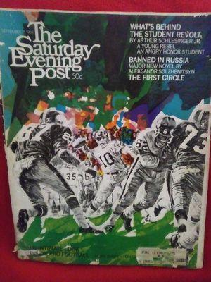 Saturday evening post magazine for Sale in San Antonio, TX